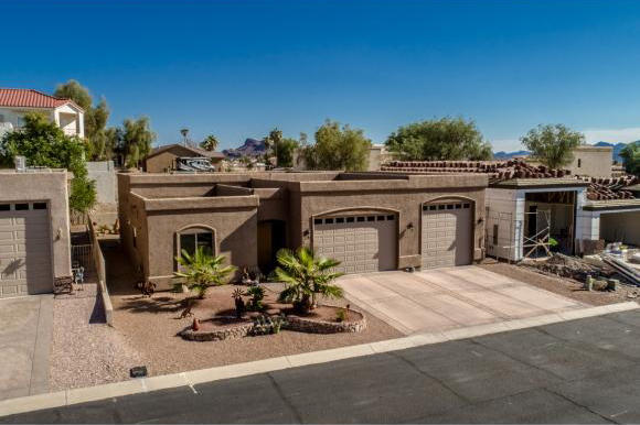 Lake Havasu Glen Eagles Estates Home