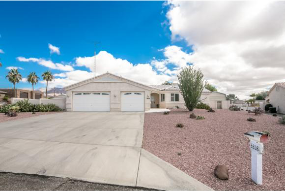 Lake Havasu City Home near Cherry Tree